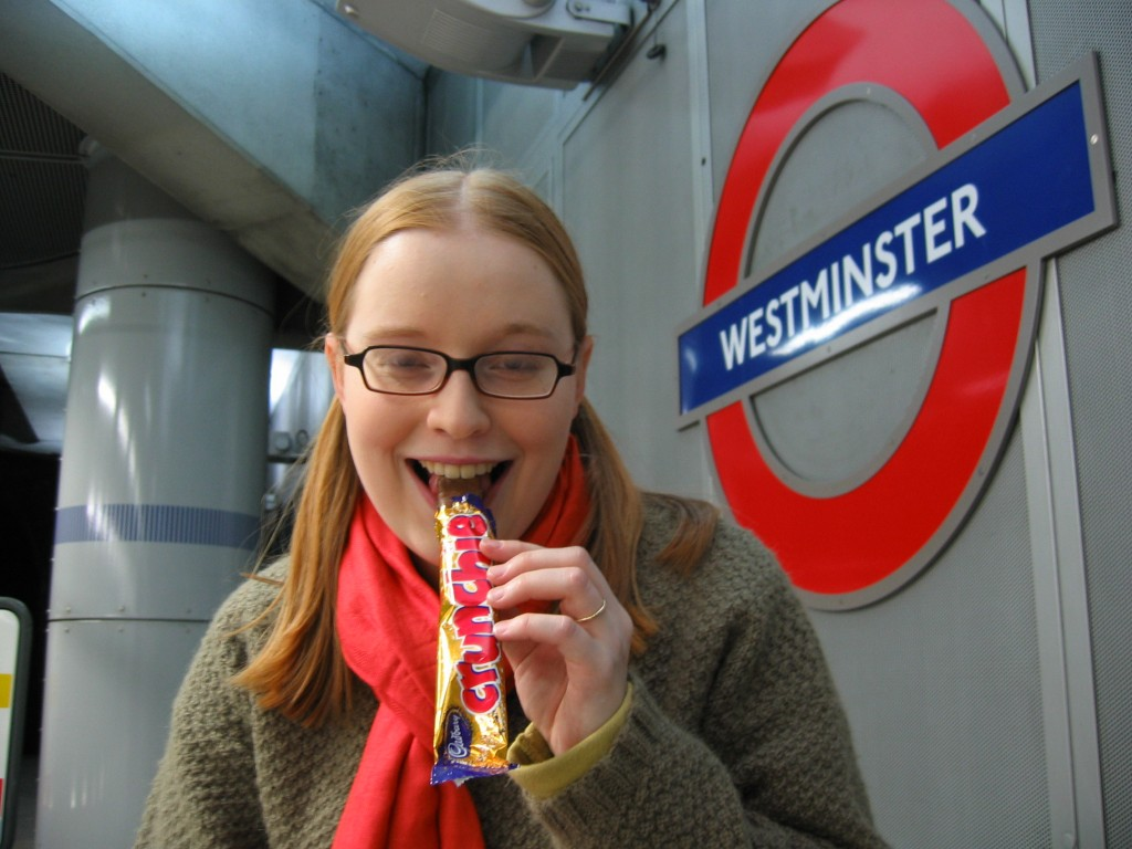 The tube, Maiju ja Crunchie
