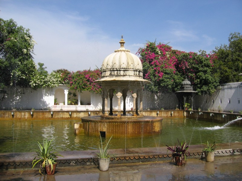 Sahelion Ki Badi -puisto