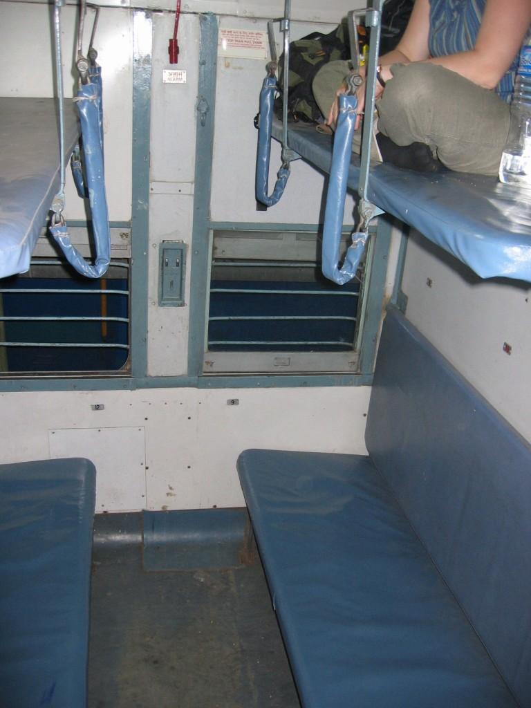 Intian junan Sleeper-luokka