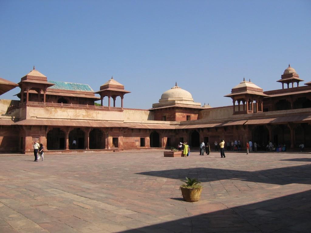 Fatehpur Sikrin pihaa