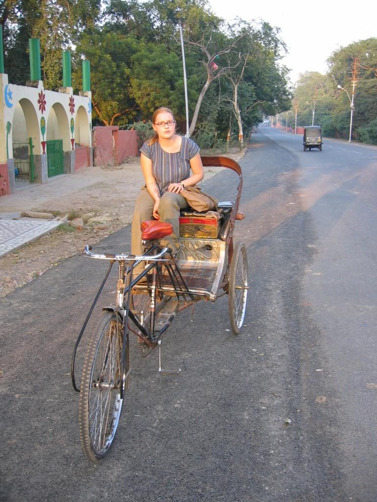 Nainen ja hänen ratsunsa