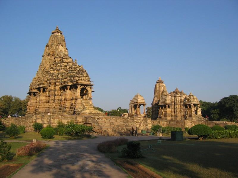 Khajurahon temppelit
