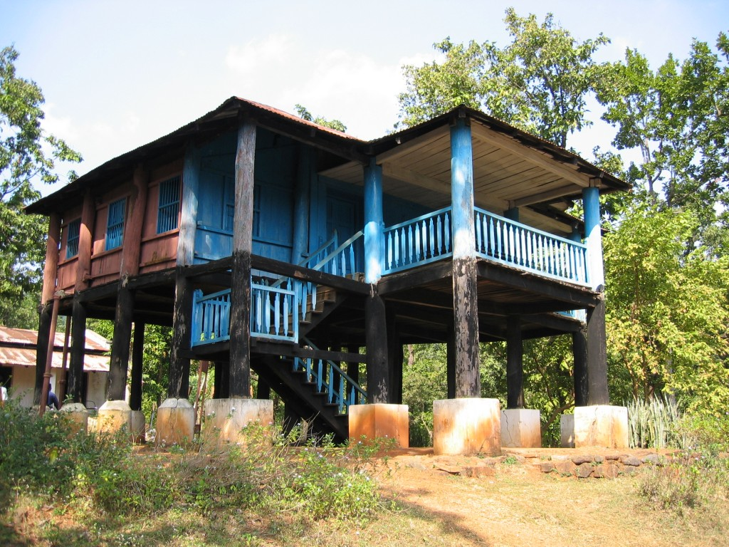 Barehipanin majapaikka