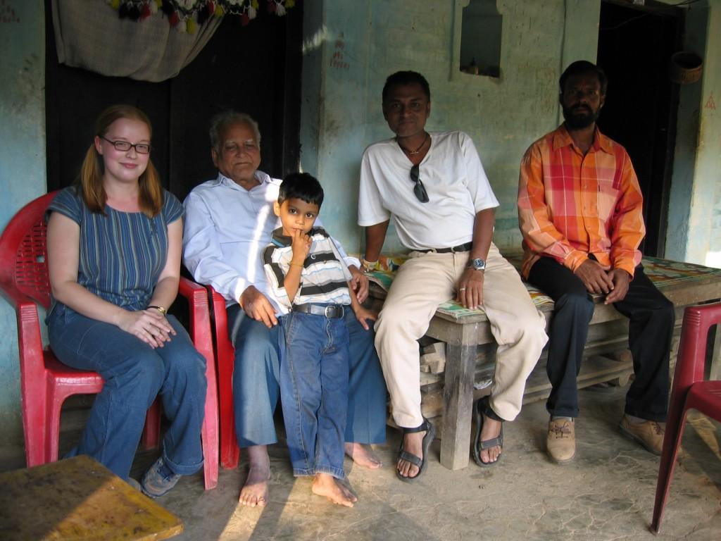 Tutu ja hänen perheensä