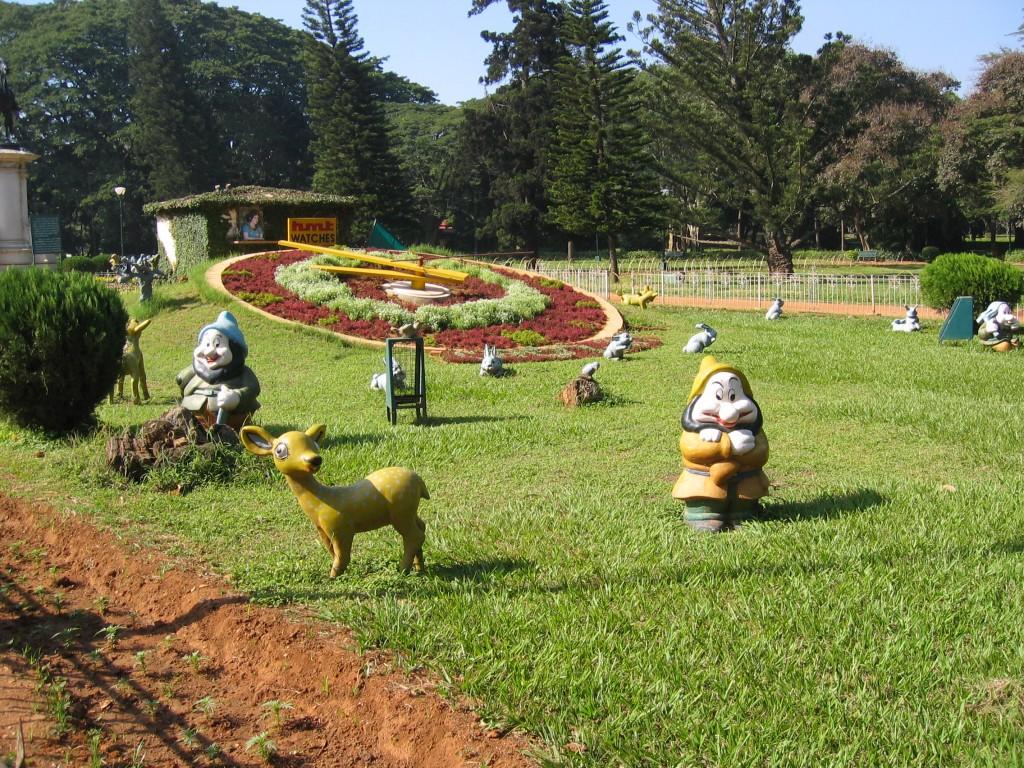 Bangaloren puistoloistoa