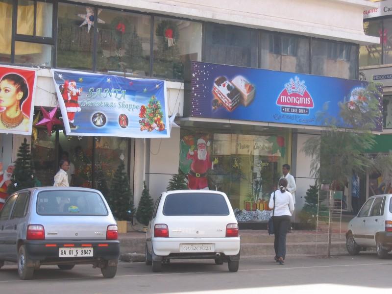 Joulu tulla jolkottaa jo Panajiin