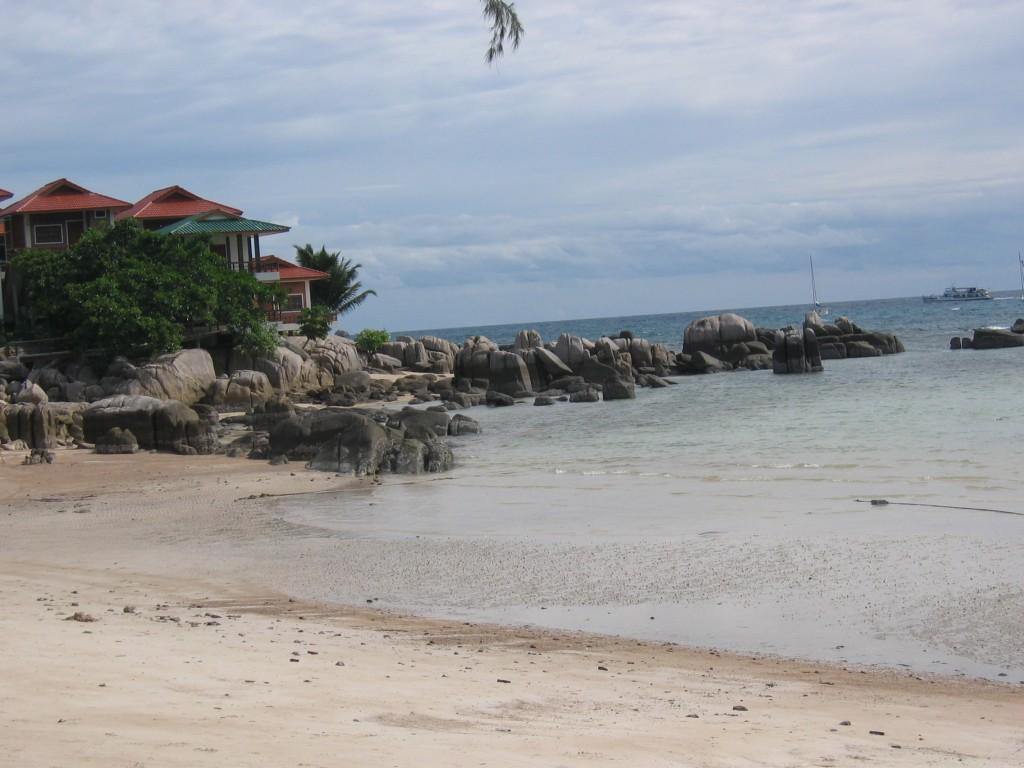 Sairee Beachin kulma