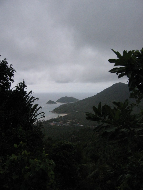 Näkymiä mäeltä