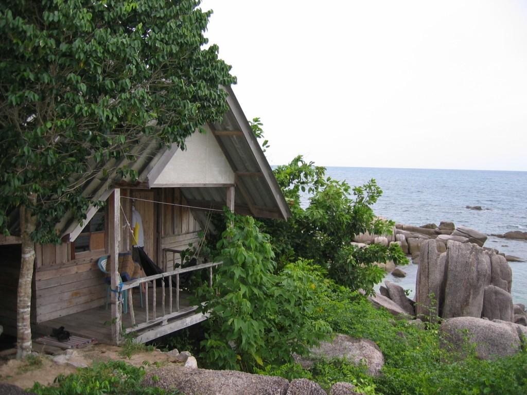 Meidän uusi ranta bungalow