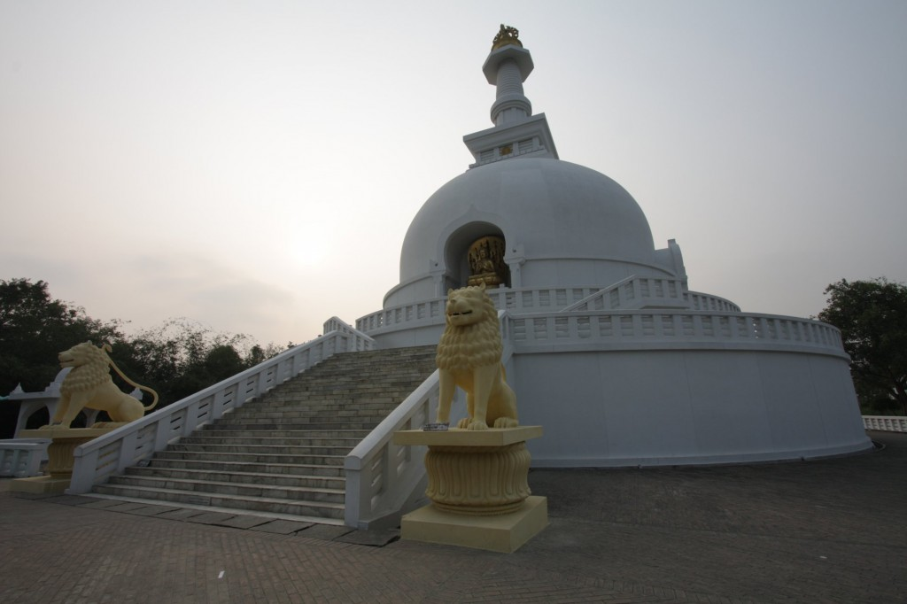 World Peace Pagoda