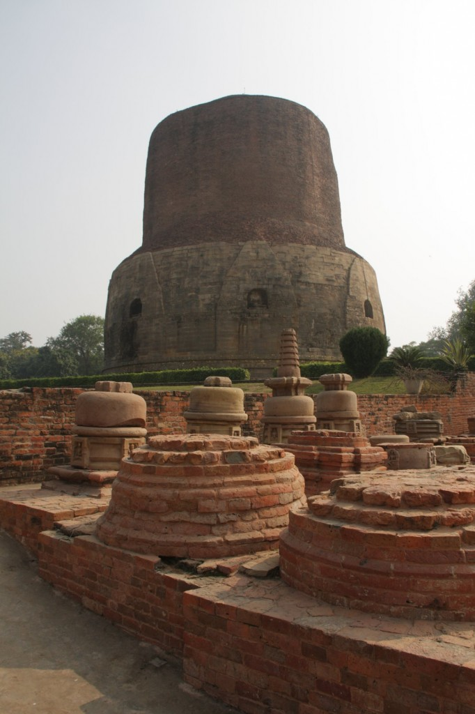 Dhanekh stupa