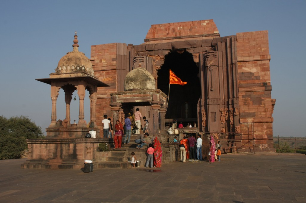 Bhojpurin temppeli