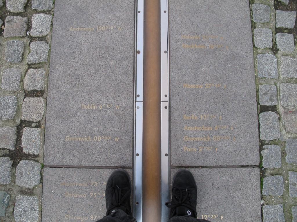 Nollameridiaani Greenwichissä