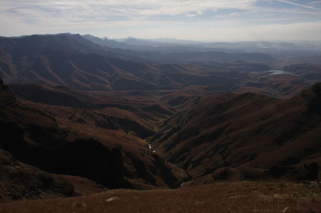 Drakensbergin reunamia