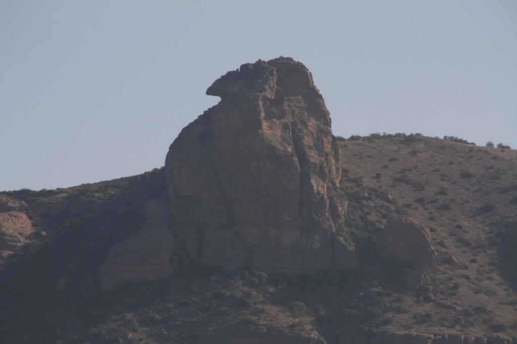 Eagle Mountain on aivan nimensä veroinen