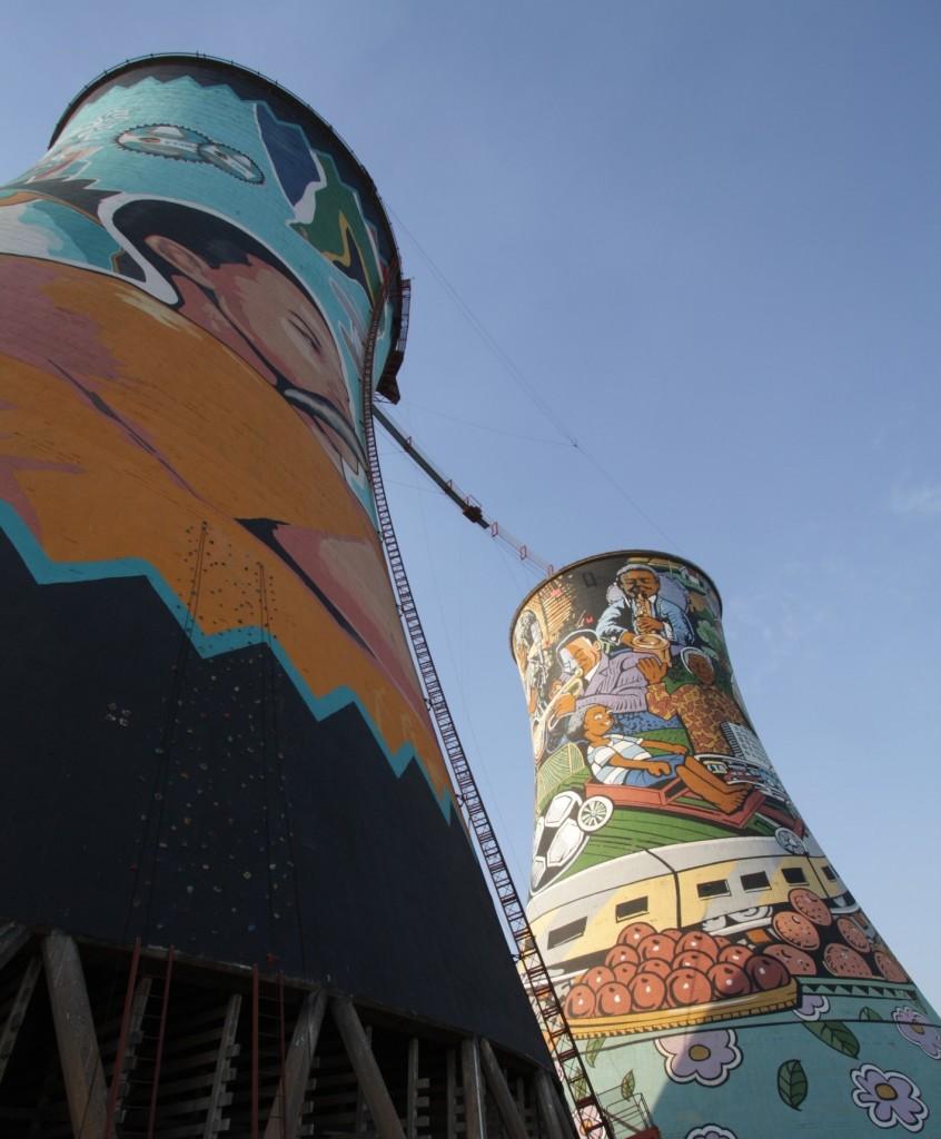 Soweton kuuluisat Orlando Towersit
