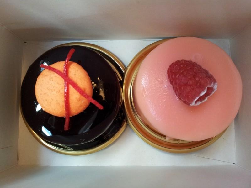 Pariisilaisia kakkuja evääksi