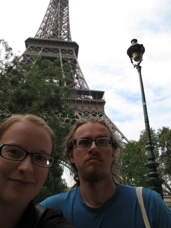 Me ja Eiffelin-torni