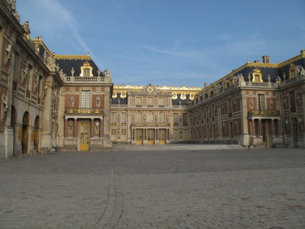 Versaillesin Palatsin aukio