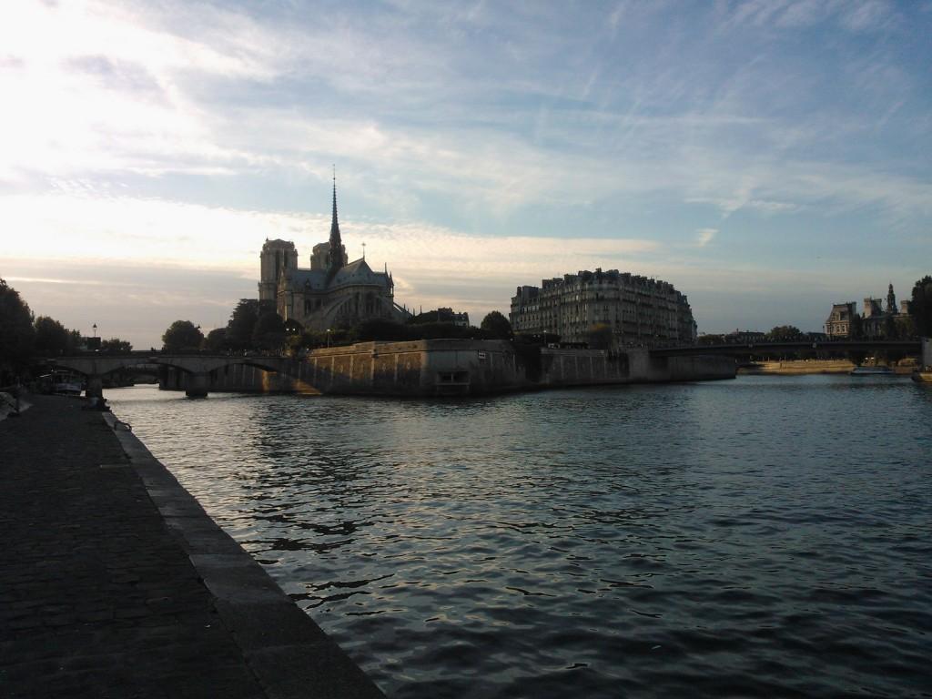Notre Dame iltaauringossa