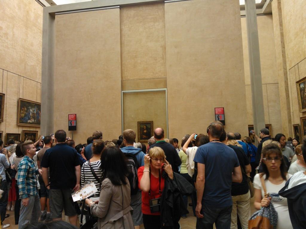Pakollinen kuva Mona Lisasta