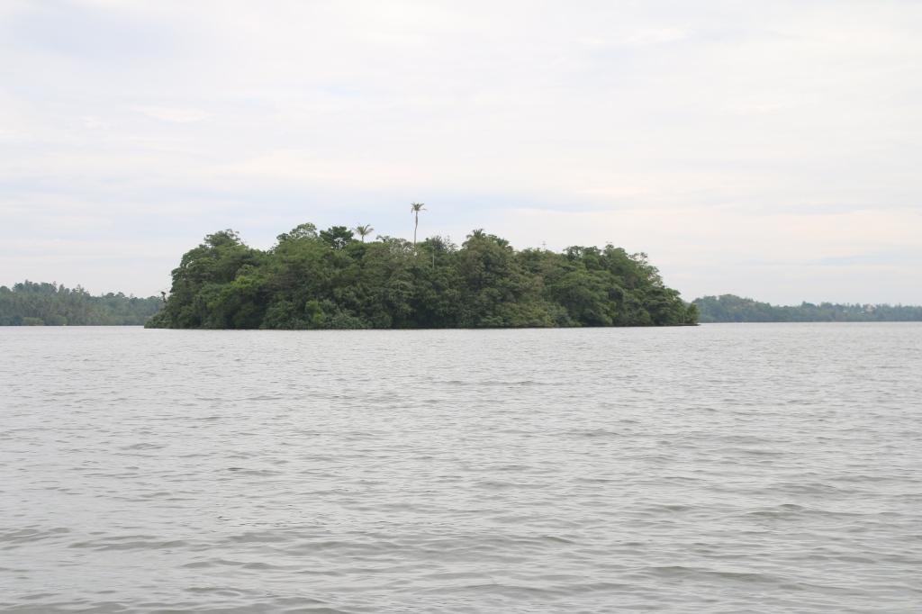 Koggala-järvi / Koggala lake