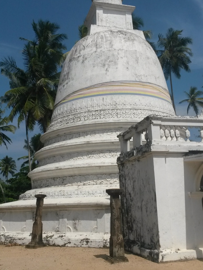 "This stupa (or ""tupa"" as Eero calls it) was too big to fit in one frame"