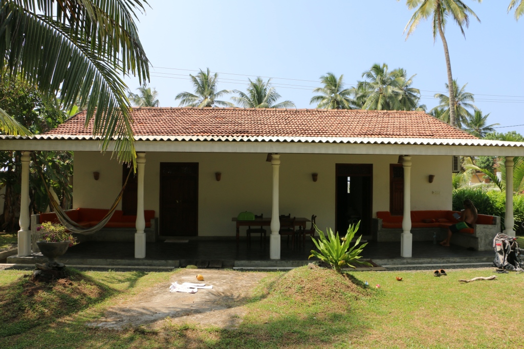 Our villa in Balapitiya