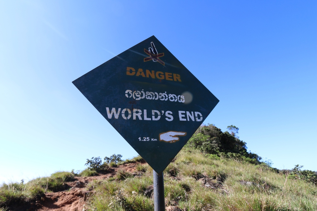 Well of course it's dangerous, it's the end of the world!